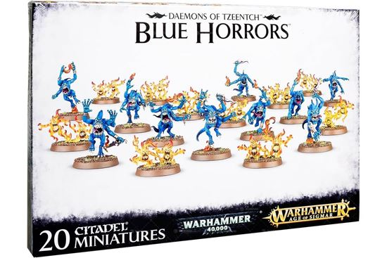 Изображение GW Daemons of Tzeentch Blue Horrors