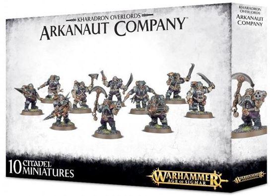 Изображение GW Kharadron Overlords Arkanaut Company