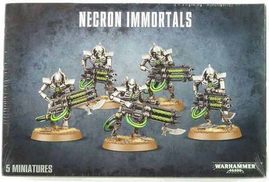 Изображение GW Necron Immortals/Deathmarks