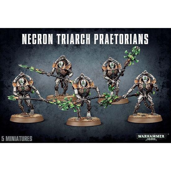 Изображение GW Necron Lychguard/Triarch Praetorians