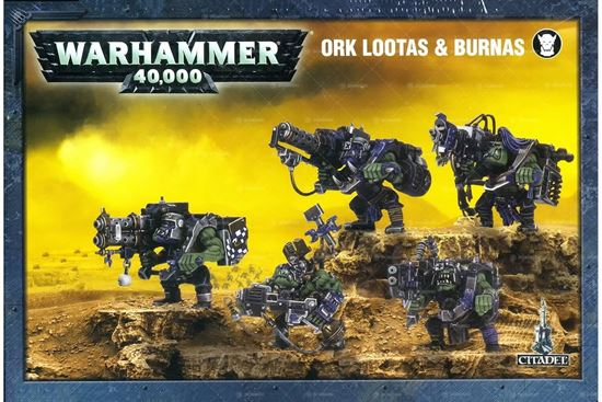 Изображение GW Space Ork Lootas and Burnas