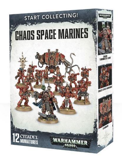 Изображение GW Start Collecting! Chaos Space Marines