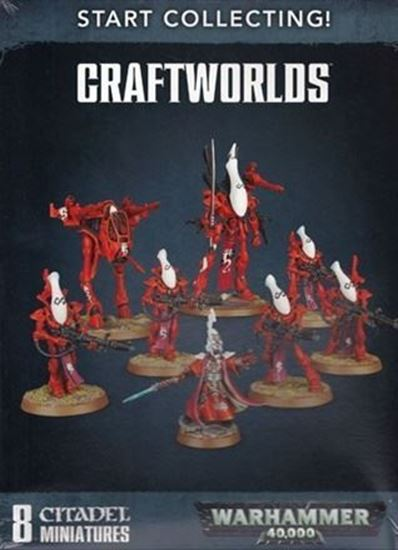 Изображение GW Start Collecting! Craftworlds