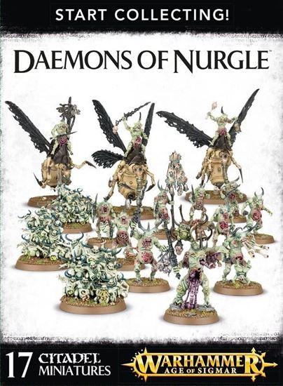 Изображение GW Start Collecting! Daemons of Nurgle