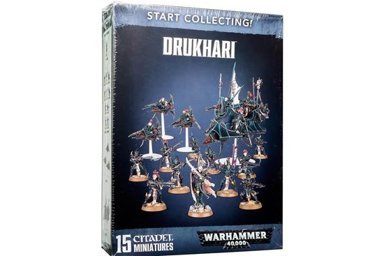Изображение GW Start Collecting! Drukhari
