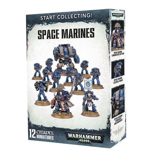 Изображение GW Start Collecting: Space Marines