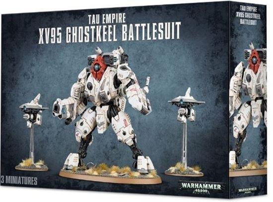 Изображение GW Tau Empire: XV95 Ghostkeel Battlesuit