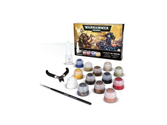 Изображение GW Warhammer 40000 Essentials Set (eng)