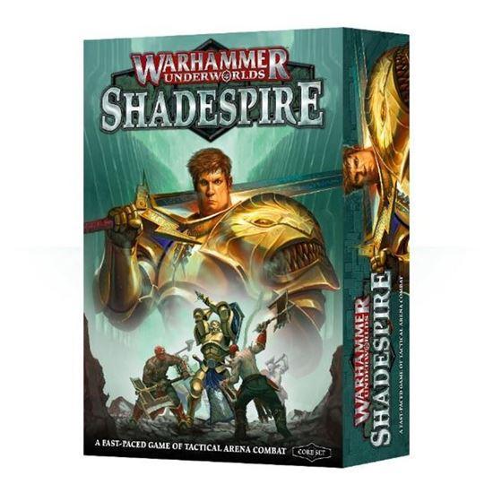 Изображение GW Warhammer Underworlds Shadespire (rus)