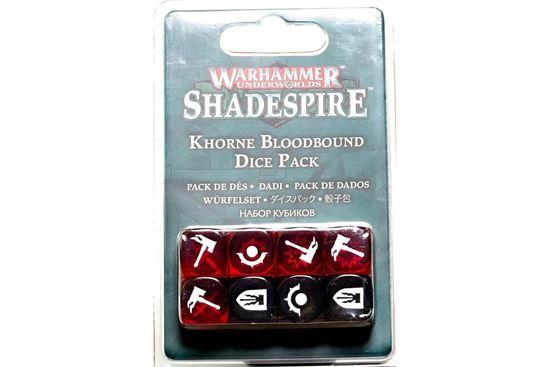 Изображение GW Warhammer Underworlds: Khorne Bloodbound Dice