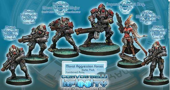 Изображение Infinity: C. Army Morat Aggression Force (Combined