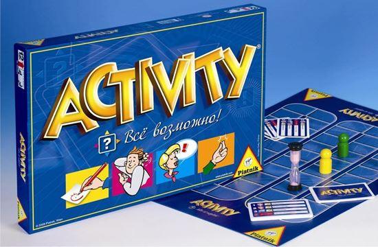 Изображение Piatnik: Activity. Все возможно!