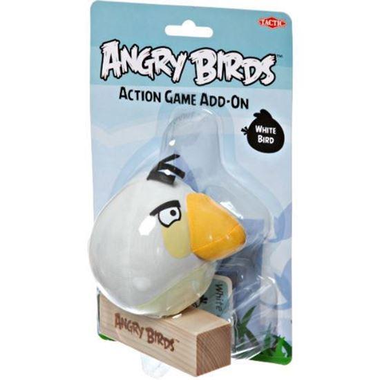 Изображение Tactic: Сердитые птицы Белая птичка