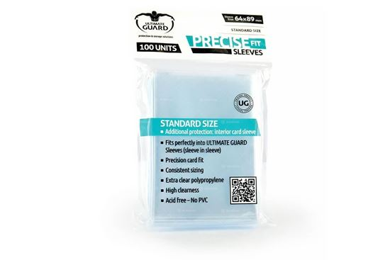 Изображение Ultimate Guard: 66*93 STANDARD SIZE Precise-Fit