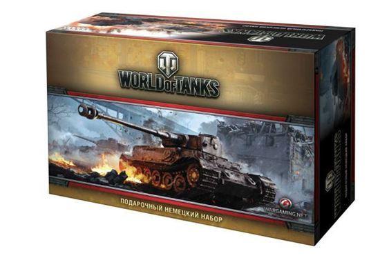 Изображение World of Tanks. Подарочный Немецкий Набор (5-е рус