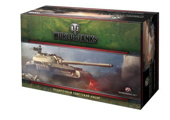 Изображение World of Tanks. Подарочный Советский Набор (5-е ру