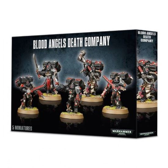 Изображение GW Blood Angels Death Company