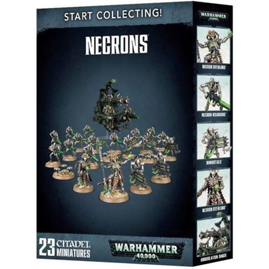 Изображение GW Start Collecting! Necrons