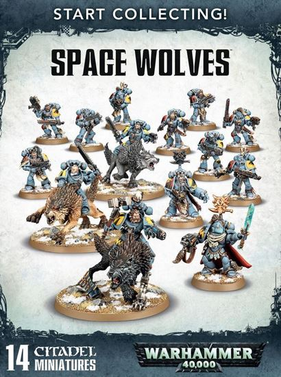 Изображение GW Start Collecting! Space Wolves