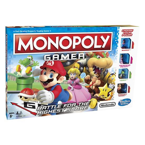 Изображение Hasbro: Монополия. Gamer