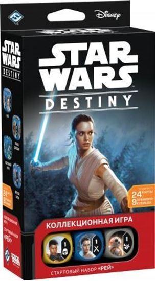 Изображение Star Wars: Destiny. Стартовый набор «Рей»