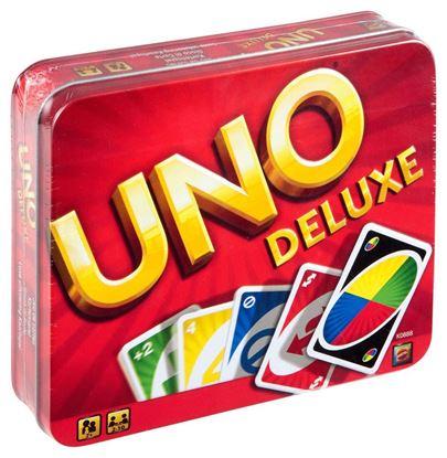 Уно (Uno) Делюкс. В железной коробке. Mattel