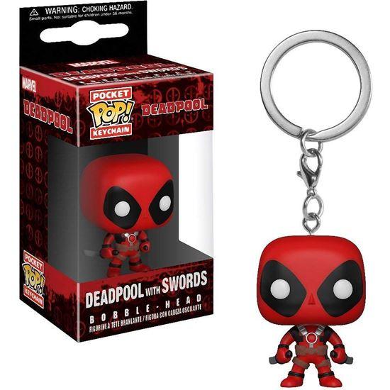 Брелок Funko Pocket POP! Keychain - Deadpool BathTi
