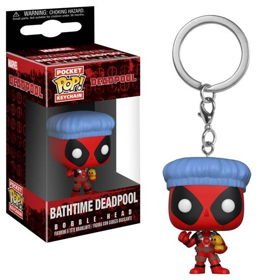 Брелок Funko Pocket POP! Keychain - Deadpool Playti