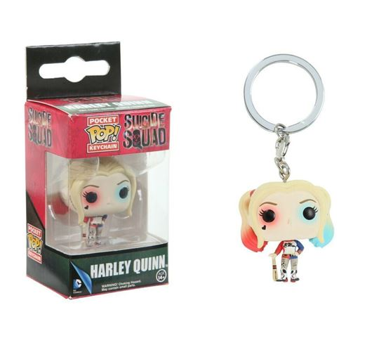 Брелок Funko Pocket POP! Keychain - Harley Quinn