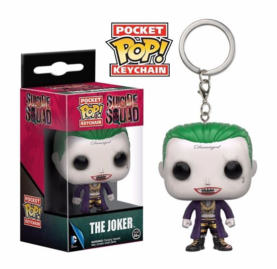 Брелок Funko Pocket POP! Keychain - Suicide Squad
