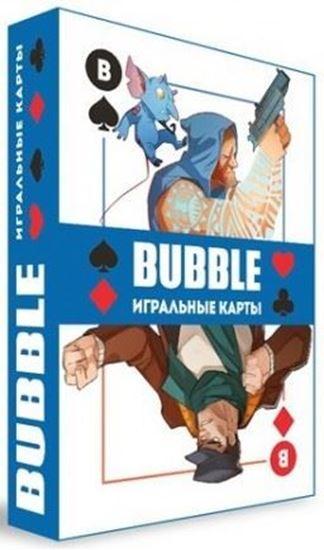 Баббл - Карты игральные БАББЛ (1)