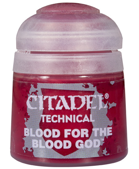 Краски Citadel: (Paint Pot: Blood For The Blood God)