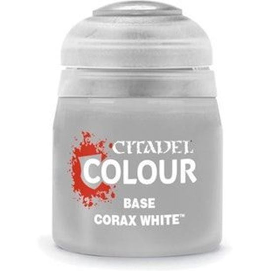 Краски Citadel: BASE: Corax White  (12ML)