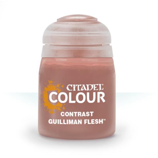 Краски Citadel: CONTRAST: Guilliman Flesh (18ML)