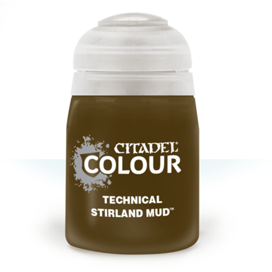 Краски Citadel: TECHNICAL: Stirland Mud (24ML)