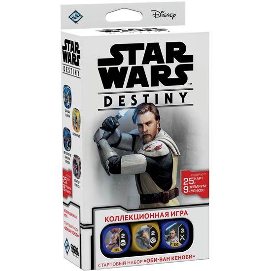 Star Wars: Destiny. Стартовый набор «Оби-Ван Кено»