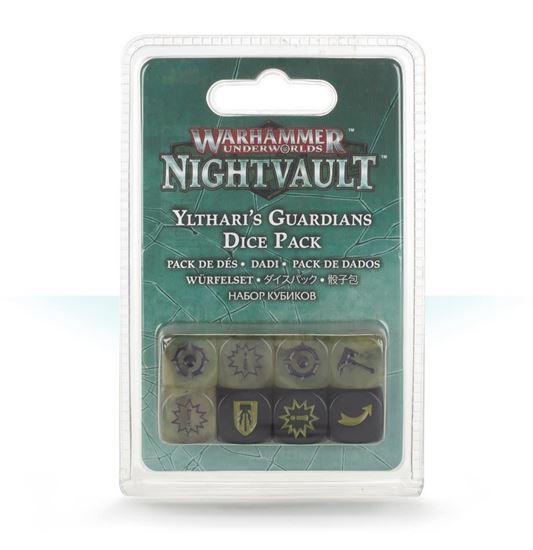 Набор кубиков Nightvault