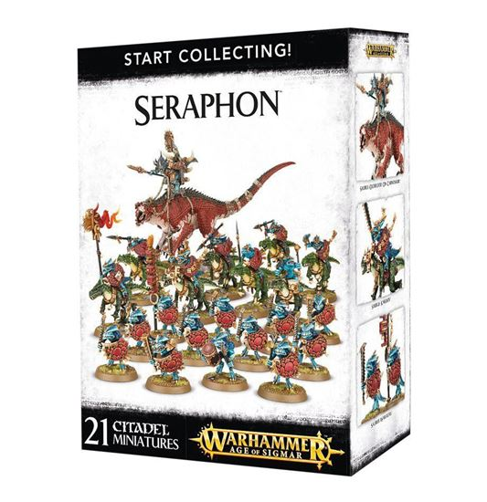 Изображение GW Start Collecting! Seraphon