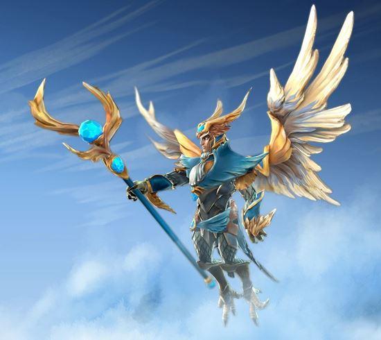 Изображение Миниатюры Dota 2: Skywrath mage