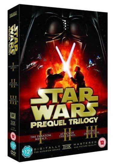 Изображение Piatnik: Star Wars Prequel Trilogy 54 шт, пласт по