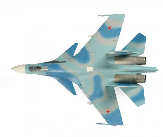 """Изображение Звезда: 7206 Советский истребитель """"Су-27"""""""