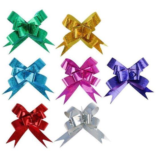 Изображение Упаковка подарков: Бант-бабочка (малый в ассортименте)